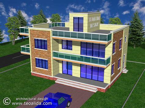 bedroomed house plans  uganda wwwmyfamilylivingcom