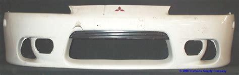 1997 Mitsubishi Eclipse Front Bumper 1997 1999 mitsubishi eclipse front bumper cover bumper
