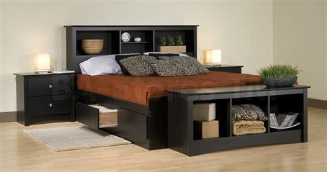 sale 696 00 prepac queen 12 drawers tall platform