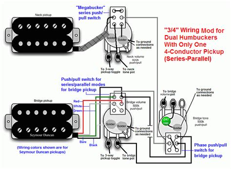 two humbucker wiring diagram 28 wiring diagram images
