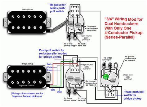 Dvm Humbucker Wiring Mods Page