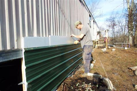 trailer skirting ventilation