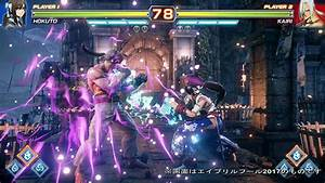 Arika Confirms New Fighting Game As Fighting Layer EX