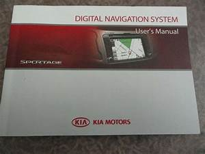 2009 2010 Kia Sportage Audio And Navigation Owners Manual