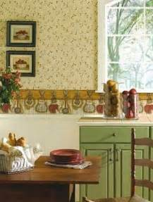3 colors option for country kitchen wallpaper modern kitchens - Country Kitchen Wallpaper Ideas