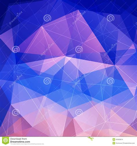 purple diamond background stock vector image 43405814