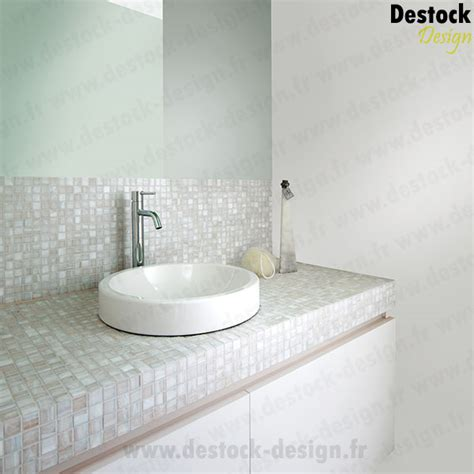 salle de bain mosaique beige mosa 239 que blanche nacr 233 dor 233 e pour salle de bain 224 l italienne