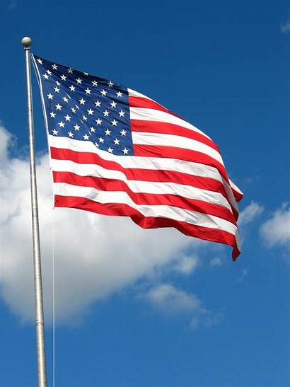 Ground Education Flag American