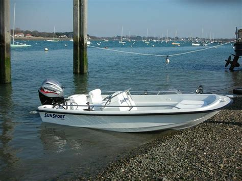 Yamaha Dory Boat by 2017 Orkney Boats Dory 424 Power Boat For Sale Www