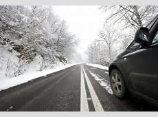 Winter Driving Tips 7 Tips for Safe Driving on Snow or