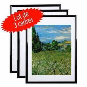 Lot De Cadre : cadre photo a4 achat vente cadre photo a4 pas cher cdiscount ~ Teatrodelosmanantiales.com Idées de Décoration