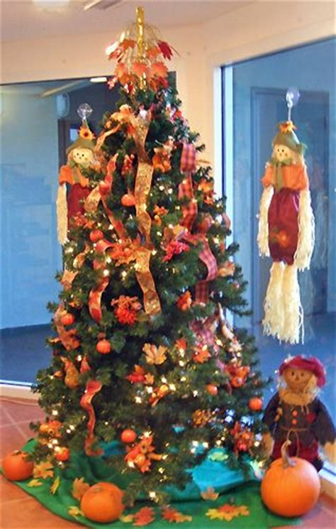 thanksgiving tree christmas tree holiday ideas pinterest