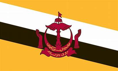 Brunei Flag Darussalam 3x5 Poly Value Ft