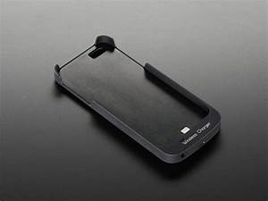 Iphone Wireless Charger : qi wireless charger sleeve iphone 5 lightning connector ~ Jslefanu.com Haus und Dekorationen