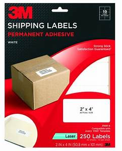 3m products 3m permanent adhesive clear mailing labels With 3m address label template