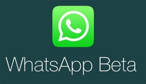 whatsapp android beta program become a tester now n4bb