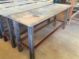 Extreme Heavy Duty Welding Table Wheeler Metals