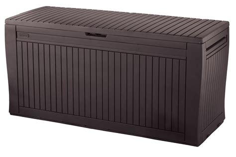 Comfy Garden Storage Box  Keter