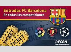 Entradas Tickets FC Barcelona 20172018 FC Barcelona