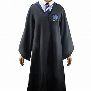 harry potter wizard robe cloak ravenclaw kids adults With robe de sorcier