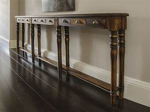 Long Hallway Table With Storage STABBEDINBACK Foyer