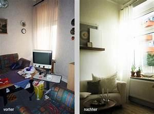 Wohnzimmer Vorher Nachher : vorher nachher wohnzimmer 3 ~ Watch28wear.com Haus und Dekorationen