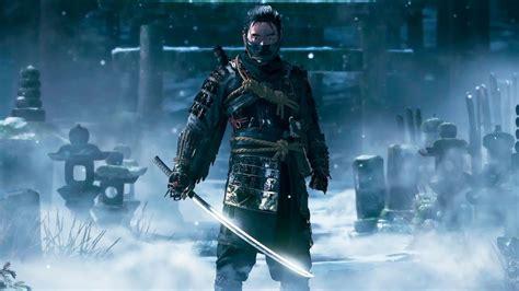 tsushima ghost samurai release date epic playstation gameplay