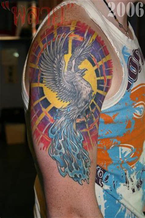 tattoo gallery japanese phoenix tattoo