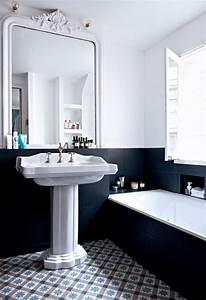 je veux une salle de bain art deco With miroir salle de bain style ancien