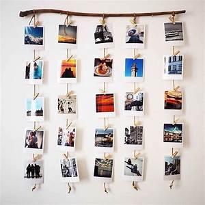 Fil Accroche Photo : les 25 meilleures id es de la cat gorie cadre pele mele ~ Premium-room.com Idées de Décoration
