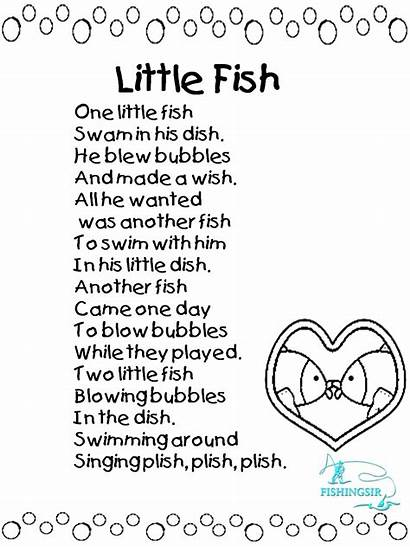 Poem Fishing Wish Poems Fish Rhyming Grade