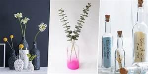 Customiser Une Bouteille De Vin : r cup bouteille en verre 20 id es pour les customiser ~ Zukunftsfamilie.com Idées de Décoration