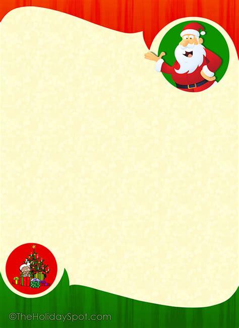 christmas letterhead clipart clipground