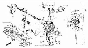 Carburetor For Honda Atc 1987 Year