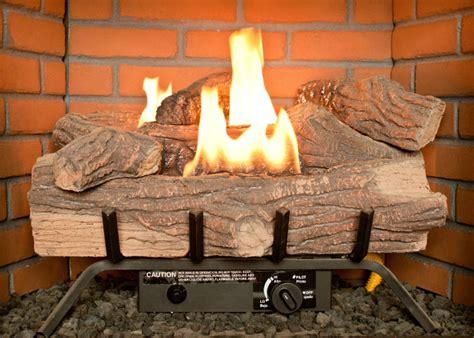 gas insert  gas logs  setup     home