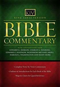 King James Version Bible Commentary by Edward G. Dobson ...