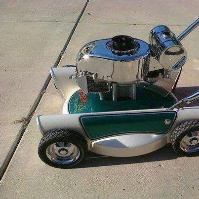 Big Lawn Mower Engine
