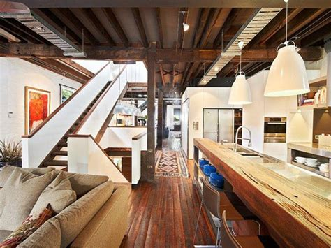 Surry Hills Warehouse Conversion  Hare & Klein Interiors