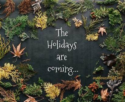 Coming Holidays Walker Fall Happy Wealth Trust
