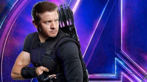 Avengers Hawkeye Haircut Fade