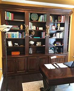 Beautiful, Built, In, Bookcases
