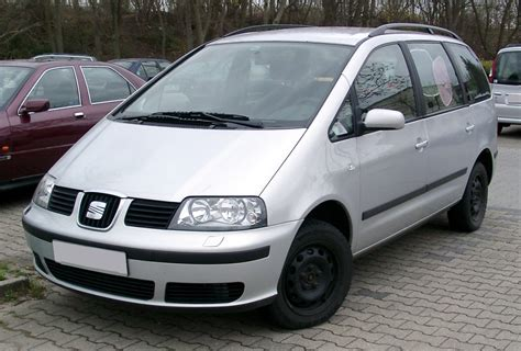 Seat Alhambra Pictures Photo 6