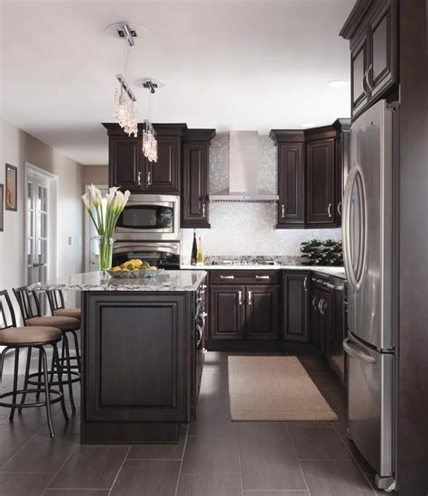 kitchen floors with cabinets glamorous touches like a stainless and 8096