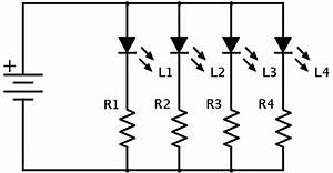 led array resistor size power source electrical With you don t need a degree in electrical engineering or be able to read a