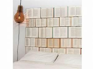 Idee De Tete De Lit : 25 id es d co pour une t te de lit originale elle d coration ~ Teatrodelosmanantiales.com Idées de Décoration