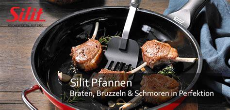 Silit Gusseisen Pfanne by Silit Pfannen Hochwertige Marken Pfannen Aus Silargan Bei