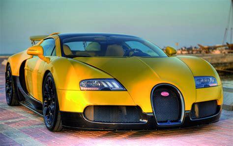 Bugatti Veyron 16.4 Grand Sport Amarelo é