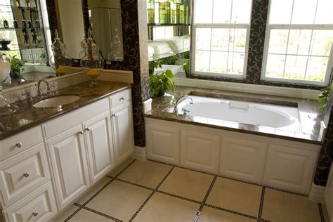 Collection In Bathroom With White Cabinets With 34 Luxury