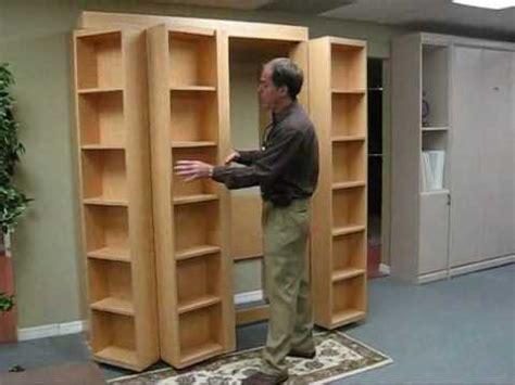 hidden murphy bed bookcase wall unit hidden murphy bed wall unit funnycat tv
