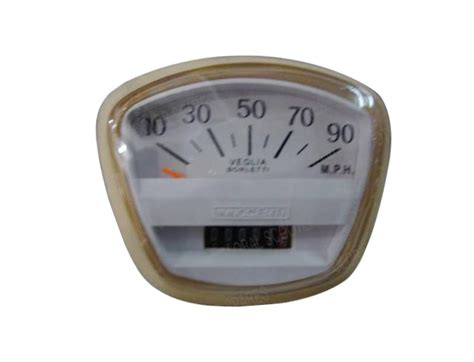 100kmph To Mph by Lambretta Speedometers Import From Factory